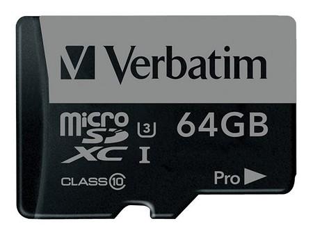 Verbatim Pro 64GB (47042)