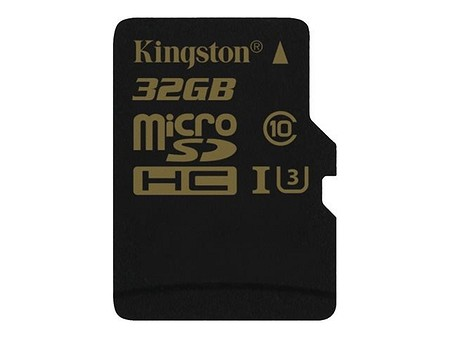 Kingston Gold 32GB (SDCG/32GBSP)
