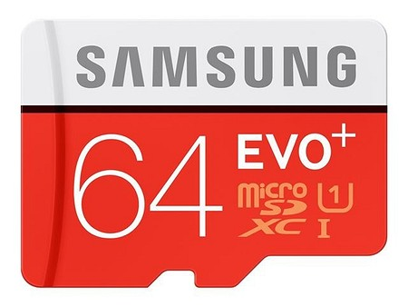 Samsung EVO Plus 64GB (MB-MC64DA)