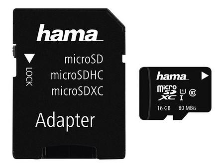 Hama UHS-I 16GB (124150)