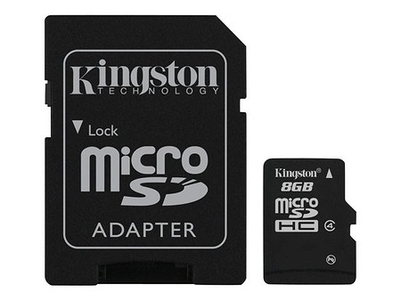 Kingston 8GB (SDC4-8GB)