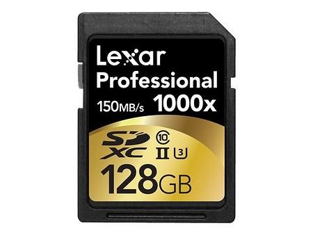 Lexar Professional 128GB (LSD128CRBEU1000)