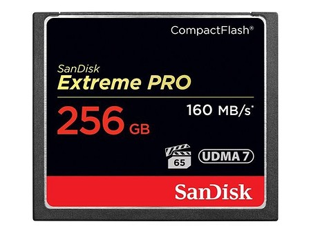 Sandisk Extreme Pro 256GB (SDCFXPS-256G-X46)