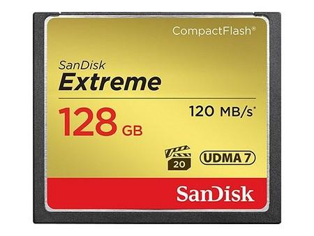 SanDisk Extreme 128GB (SDCFXS-128G-X46)