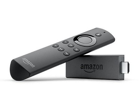 Amazon Fire TV Stick mit Alexa-Sprachfernbedienung