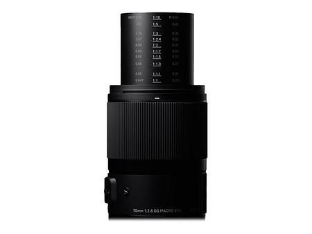 Sigma 70 mm F2,8 DG Macro (A)