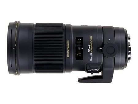 Sigma 180mm F2,8 EX DG OS HSM Makro