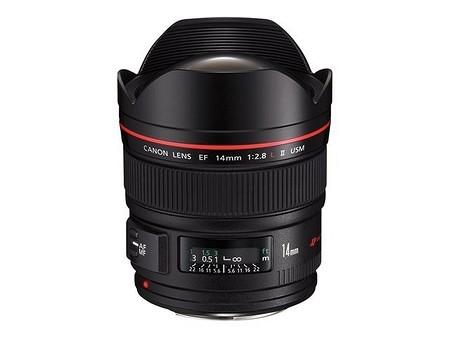 Canon EF 14mm f/2,8L II USM