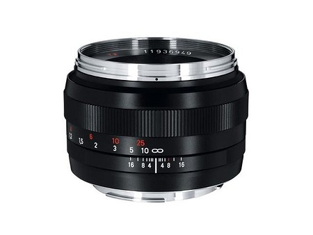 Zeiss Planar T* 1,4/50 mm ZE