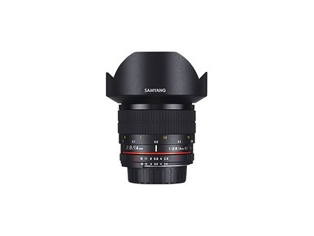 Samyang 14mm F2.8 IF ED UMC