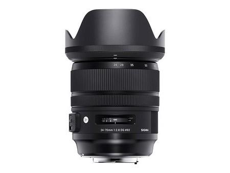 Sigma 24-70mm F2,8 DG OS HSM (A)