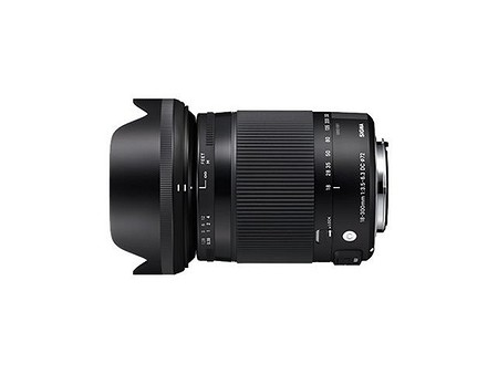 Sigma 18-300mm F3,5-6,3 DC Makro OS HSM (C)