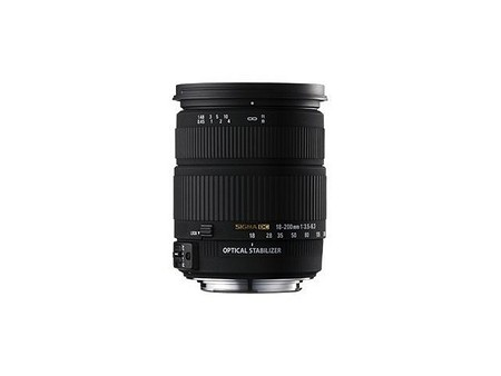 Sigma 18-200mm F3,5-6,3 DC Makro OS HSM (C)