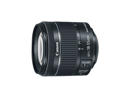 Canon EF-S 18-55mm 1:4-5,6 IS STM