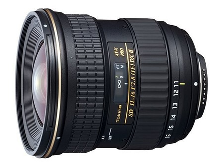 Tokina AT-X 11-16 mm f/2,8 Pro DX II