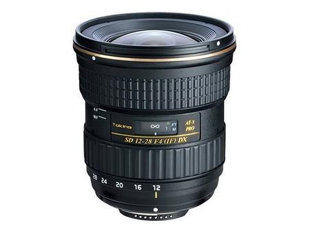 Tokina AT-X 12-28 mm f/4,0 Pro DX