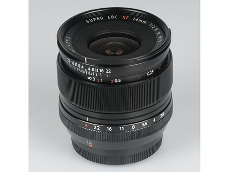 Fujifilm Fujinon XF 14mm F2,8 R