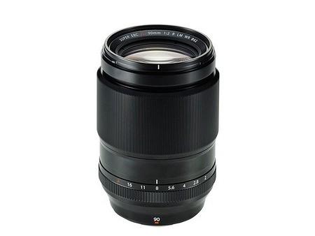 Fujifilm Fujinon XF90mm F2 R LM WR