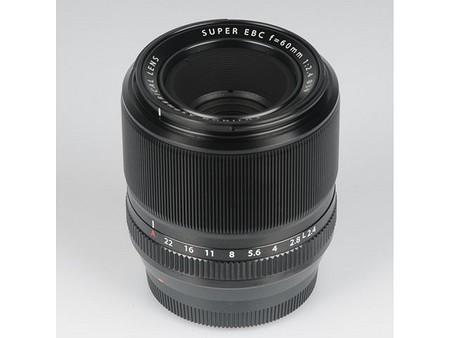 Fujifilm Fujinon XF60mm F2,4 R Macro