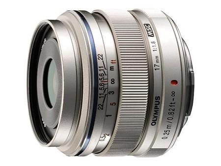 Olympus M.Zuiko DIGITAL 17mm 1:1,8