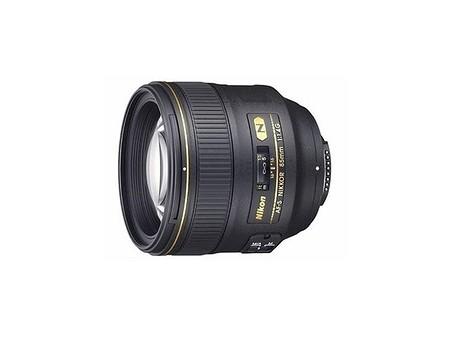 Nikon AF-S NIKKOR 85 mm 1:1,4G