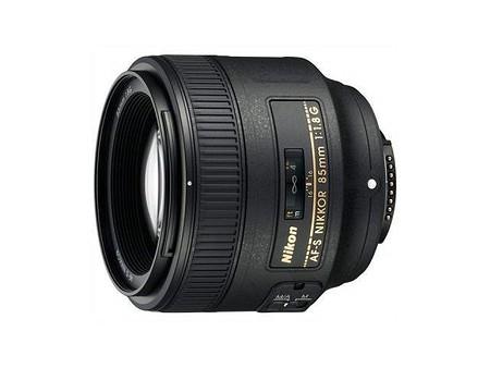 Nikon AF-S NIKKOR 85 mm 1:1,8G