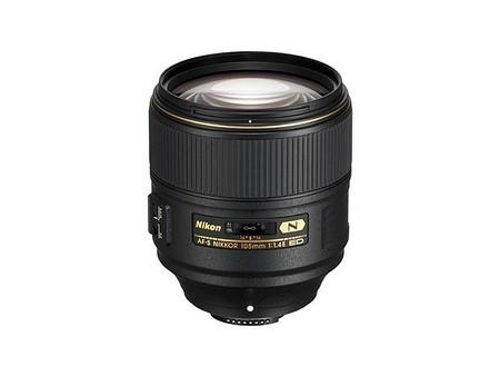 Nikon AF-S NIKKOR 105mm 1:1,4E ED