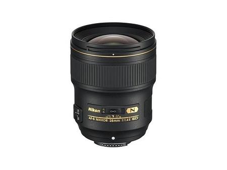 Nikon AF-S Nikkor 28 mm 1:1,4E ED
