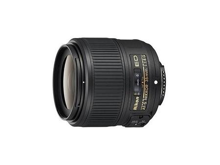 Nikon AF-S NIKKOR 35 mm 1:1,8G ED