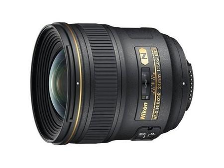 Nikon AF-S NIKKOR 24 mm 1:1,4G ED