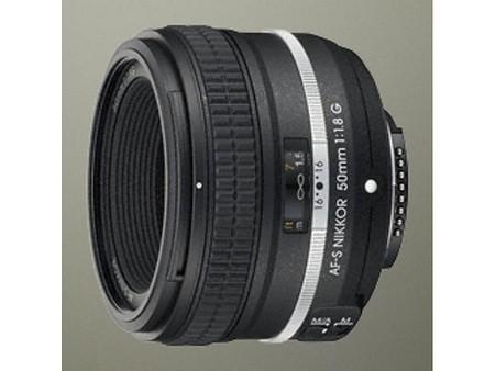 Nikon AF-S NIKKOR 50 mm 1:1,8G SE
