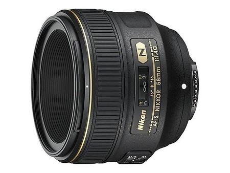 Nikon AF-S NIKKOR 58 mm 1:1,4G