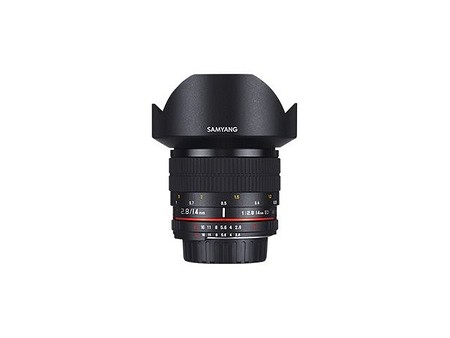 Samyang 14 mm F2.8 IF ED UMC
