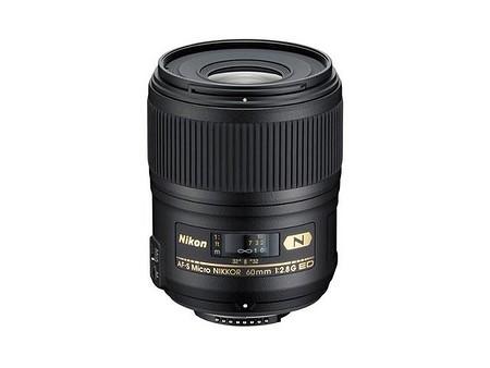 Nikon AF-S Micro-NIKKOR 60 mm 1:2,8G ED
