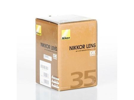 Nikon AF-S DX NIKKOR 35 mm 1:1,8G