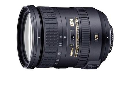 Nikon AF-S DX NIKKOR 18-200 mm 1:3,5-5,6G ED VR II