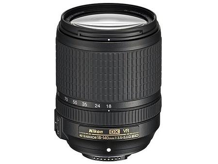 Nikon AF-S DX NIKKOR 18-140 mm 1:3,5-5,6G ED VR