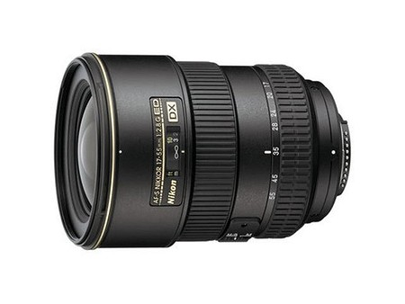 Nikon AF-S DX Nikkor 17-55 mm 1:2,8G IF-ED