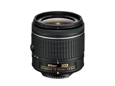 Nikon AF-P DX NIKKOR 18-55mm 1:3,5-5,6G