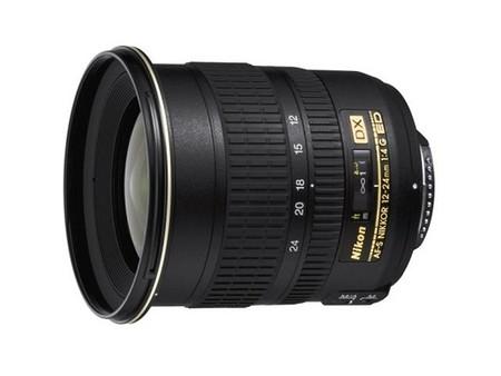 Nikon AF-S DX Zoom-Nikkor 12-24 mm 1:4G IF-ED