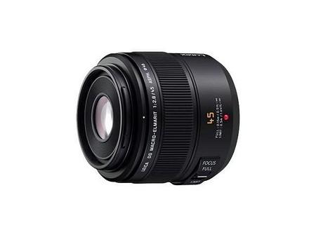 Panasonic Leica DG Macro-Elmarit 45mm F2,8 Asph. OIS