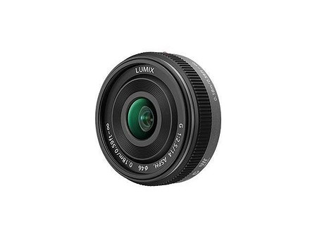 Panasonic Lumix G 14 mm F2,5 Asph. II