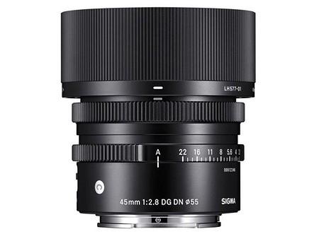 Sigma 45 mm F2,8 DG DN