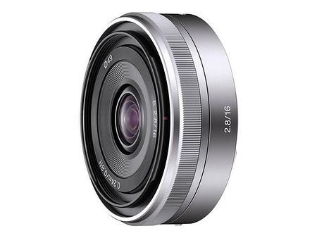 Sony E 16 mm F2,8 (SEL-16F28)
