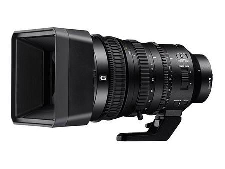 Sony E PZ 18–110 mm F4 G OSS (SELP18110G)