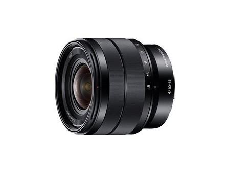 Sony E 10-18 mm F4 OSS (SEL-1018)
