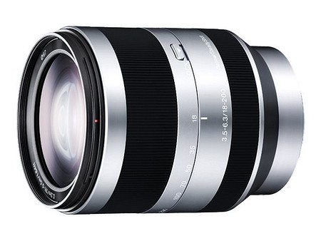 Sony E 18-200 mm F3,5-6,3 OSS (SEL-P18200)