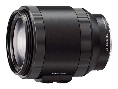 Sony E PZ 18-200 mm F3,5-6,3 OSS (SEL-18200)