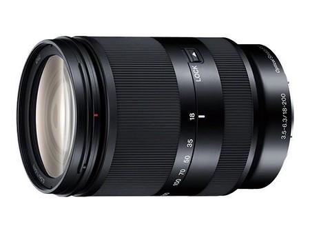 Sony E 18-200mm F3,5-6,3 OSS LE (SEL-18200LE)
