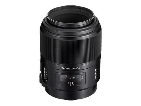 Sony 100 mm F2,8 Makro (SAL100M28)